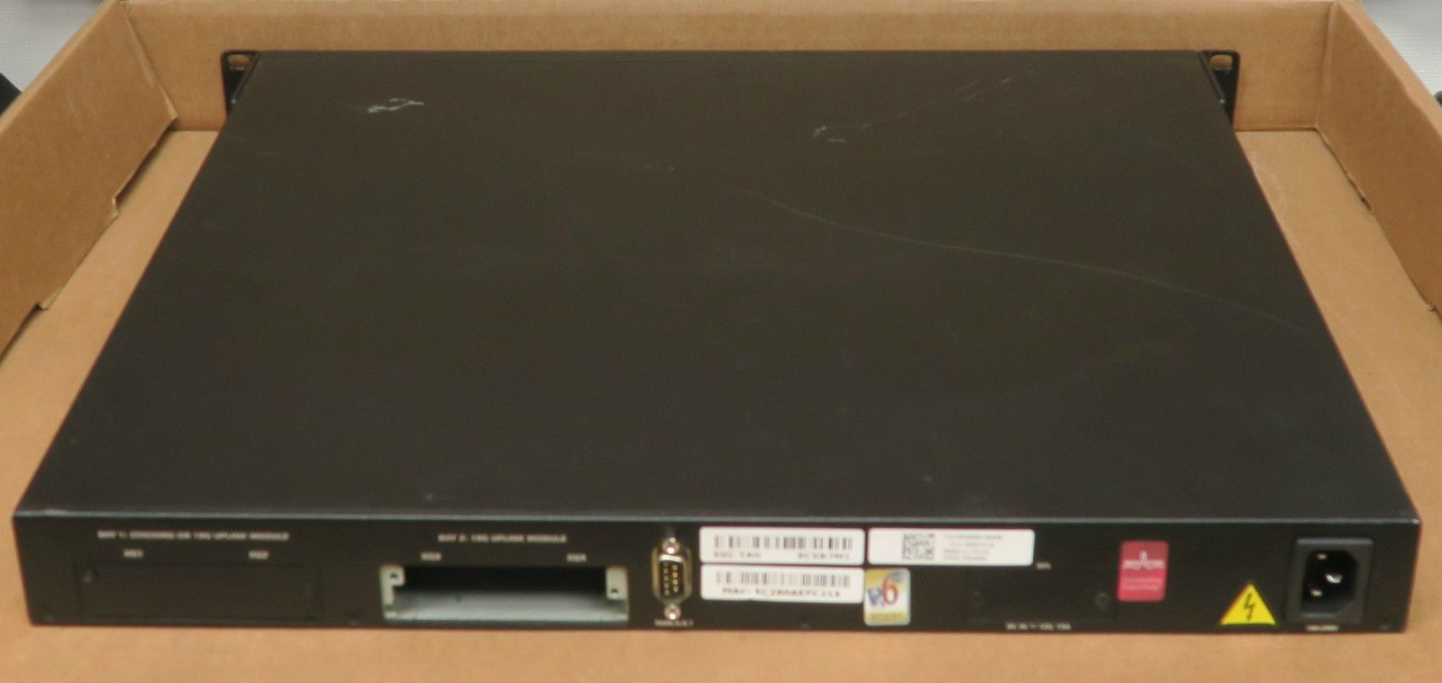 Dell Powerconnect 6224 24 Port Managed Gigabit Ethernet